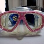 インストラクターが教えるダイビングマスクの正しい選び方