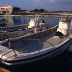 ボートダイビングで良く聞くボート用語集 船首と船尾