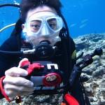 はじめての方におすすめの水中デジタルカメラ